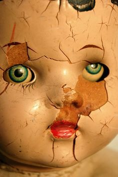 broken doll face victorian - Google Search