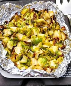 The Best Grilled Brussels Sprouts Recipe