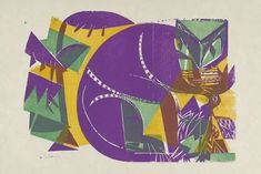 Born in 1909 printmaker Helmut Andreas Paul Grieshaber.