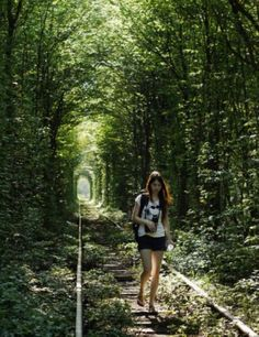 Tunnel of Love - Ukraine