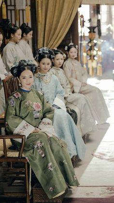 らく 魏 えい 瓔珞(エイラク)のキャスト・相関図・登場人物一覧をご紹介!皇后役の女優の名前は?