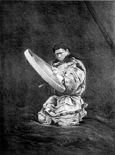 Koryat (Kamchatka) shaman