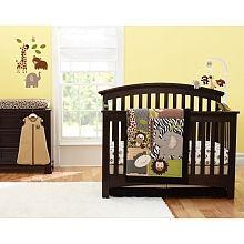 "Just Born - Zootopia - 6-piece Crib Set - Triboro - Babies""R""Us"