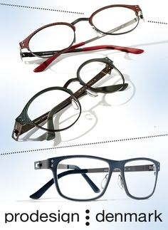 Set Yourself Apart with ProDesign Denmark Glasses
