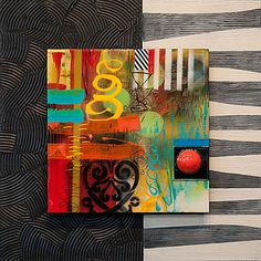 """Visit our site for even more relevant information on """"abstract artists"""". It is actually an outstanding area to find out more. Project Abstract, Abstract Canvas, Canvas Art, Neal Art, Mix Media, Art Plastique, Painting Inspiration, Art Images, Collage Art"""