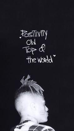 Rapper Wallpaper Iphone, Mood Wallpaper, Wallpaper Iphone Cute, Aesthetic Iphone Wallpaper, Wallpaper Quotes, Aesthetic Wallpapers, Xxxtentacion Quotes, Rapper Quotes, Life Quotes