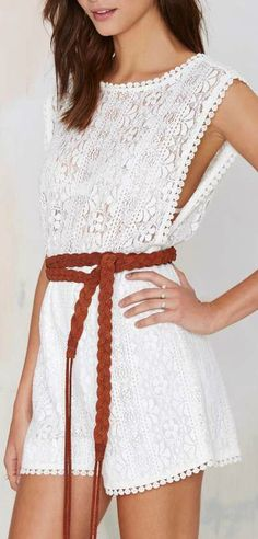 Lovely Lace Romper ❤︎