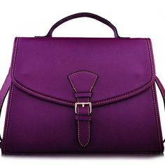 Zonda Purple Satchel na FLEQ.pl