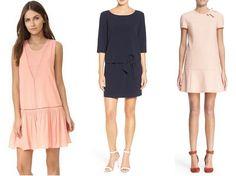 Shop these sweet drop-waist dresses