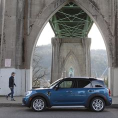 """Head to your local MINI dealer today to experience the most spacious MINI yet — the new MINI…"""