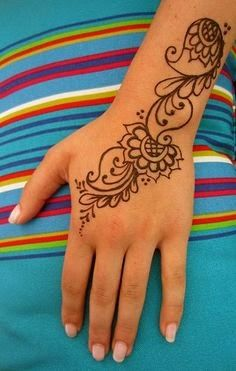 Mehndi 360: simple and easy mehndi design