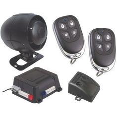 Top Home Security Systems, Alarm Companies, Jl Audio, Keyless Entry, Alarm System, Personalized Items, Car, Button, Accessories