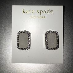 Kate spade night sky jewels earrings NWT kate spade Jewelry Earrings