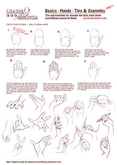 Marvelous Learn To Draw Manga Ideas. Exquisite Learn To Draw Manga Ideas. Drawing Lessons, Drawing Techniques, Drawing Tips, Basics Of Drawing, Drawing Hands, Manga Tutorial, Hand Reference, Drawing Reference, Manga Drawing