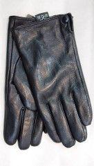 Rękawiczki męskie skórzane A045 S-2XL