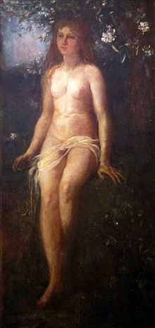 John La Farge, Goldenes Zeitalter (1878/79) – Wikipedia