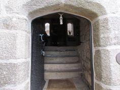 Entrance - St. Michael's Mount - Cornwall, England