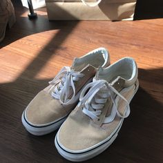 3223055e37 11 Best Beige Vans images in 2019