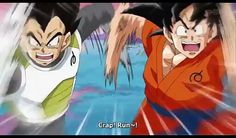 This was one of the funniest momments in Super. Beerus chased Goku and Vegeta into a forest! It was amazing #Wolfthekid