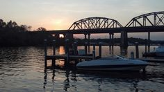 boating on the Potomac