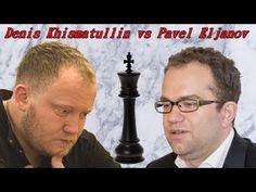 Partite Commentate di Scacchi 173 - Khismatullin vs Eljanov - La Mossa Impossibile - 2015 [E46] - YouTube