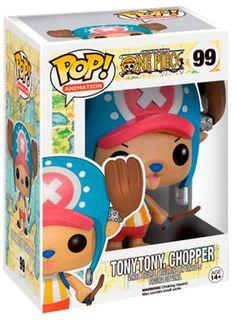 Tony Chopper Vinyl Figure 99 - Funko Pop! van One Piece