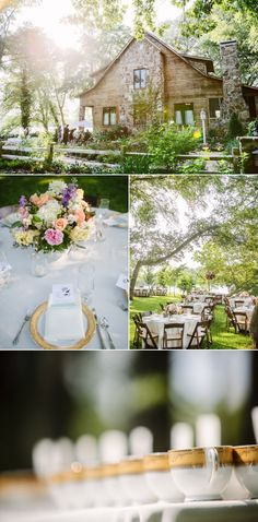 East Texas Wedding from Caroline + Ben Photography | Style Me Pretty