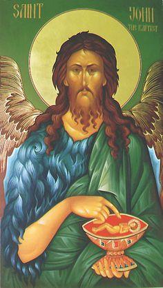christian, icôn, iconographi, bizantino, baptist