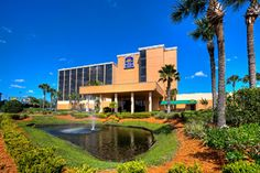Best Western Plus Orlando Gateway, Universal Blvd. Stayed for a staycation and a thumbs up