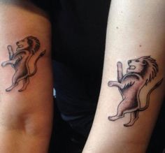 A mother daughter tattoo is an excellent way to immortalize this very special bond. These tattoos can be a like a gift they give each other. Niece Tattoo, Mom Daughter Tattoos, Tattoos For Daughters, Sister Tattoos, Tattoo You, Mother Tattoos, Puzzle Tattoos, Handwriting Tattoos, Tattoo 2015
