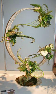 """Wafa Ireland """"A floral Odyssey""""❤️❤️"""