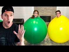 Bee Family, Giant Balloons, Funny Pictures, Funny Pics, Latex, Challenges, Youtube, Kids, Face
