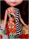 Blythe Dress Pattern might fit the teen doll