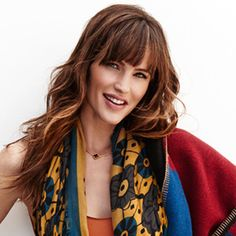First Look: Jennifer Garner on the Cover of the October InStyle  #InStyle - Love her! And her hair!