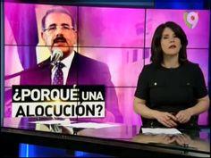 Danilo Prepara Discurso Para La Noche De Este Miércoles #Video
