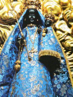 Switzerland - Our Lady of the Dark Wood Catholic Art, Religious Art, Mother And Child, Mother Mary, Anthony Johnson, Black Royalty, Haitian Art, Black Jesus, Religion