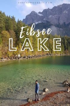 Best Pictures of Eibsee Lake - the most beautiful Lake in Germany! Check out our TOP photos from Hiking around Lake Eibsee - STUNNING Views! European Travel Tips, Europe Travel Guide, Germany Europe, Germany Travel, Travel Advice, Travel Ideas, Destinations, Europe On A Budget, Stunning View
