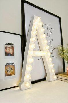 Light Letter - Senhora Inspiração!