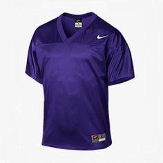 Nike Mens Core Practice M or L Purple Mesh Football Jersey Shirt 659180-545 #Nike #Jerseys