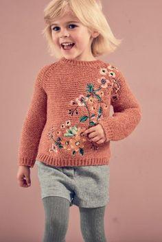Comprar Suéter en óxido de flores (3 meses-6 años) online hoy en Next: Estados Unidos de América
