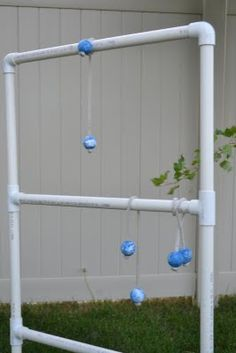 Whatever Dee-Dee wants, she's gonna get it: Terrific Tuesdays- Fun with PVC Pipe   Recipes   Craft Tutorials   Fashion   Motherhood