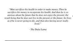 the dalai lama Trust Quotes, Work Quotes, Me Quotes, Dalai Lama, Wise Men Say, Live In The Present, Powerful Words, Thought Provoking, Inspire Me