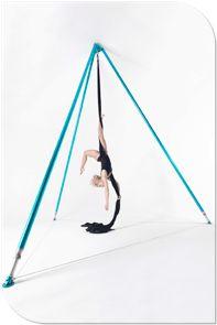 Portable Stand Aerial Yoga Pinterest Aerial Yoga