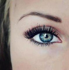 Atemberaubend schöne Wimpern  sehr natürlich!  Gorgeous Eyelashes