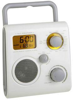 Radio para la Ducha