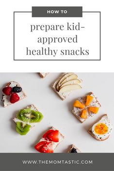 Preparing snacks for your kids needn't be time-consuming or tedious. There are so many delicious dishes that can be whipped up in no time at all. Easy Meals For Kids, Easy Family Meals, Toddler Meals, Kids Meals, Savory Snacks, Easy Snacks, Healthy Snacks, Hummus Flavors, Yummy Mummy