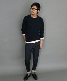 JOURNAL STANDARD LIMITED STORE JOURNAL STANDARD LIMITED STORE スタッフAさんのニット・セーターを使ったコーディネート - ZOZOTOWN