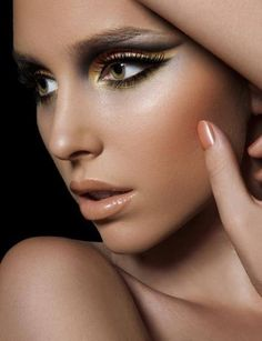 Make-up inspiration BUY THE LOOK www.extreme-beautylife.nl