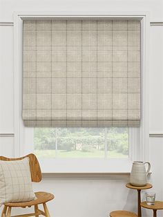 Amberleigh Biscuit Roman Blind from Blinds Fabric Blinds, Curtains, Roman Blinds, Blinds For Windows, Window Treatments, New Homes, Lounge, Luxury, Bedroom
