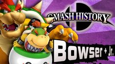 Purpose: Paying homage to past, how there move have been influenced by their past in Nintendo Games. Audience: Anyone interested in Nintendo/Super Smash Brothers.  Genre: Youtube Video Smash History: Bowser + Bowser Jr.  (Super Smash Bros 3DS and Wii U Move...